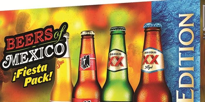 Beers of Mexico Variety Pack / 24pk. $14.49 ar @ costco B&M!