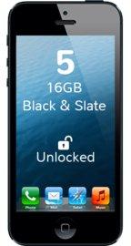 Apple iPhone 5 (2012) 16GB - Black & Slate or White & Silver - Unlocked / used! $100.00 ac / fs @ glyde