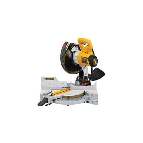 """DeWalt DW713 15 Amp 10-Inch Compound Miter Saw $175.00 or Dewalt 10"""" Compact Job Site Table Saw with Site-Pro Modular Guarding System - 10"""" $255.99  + 10% in RSP ac / fs @ rakuten"""