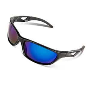 RIVBOS® Polarized Sports Sunglasses Driving Glasses for Men Women Tr90 Unbreakable Frame for Cycling Baseball Running Rb831 $15.39 ac / sss eligible @ amazon