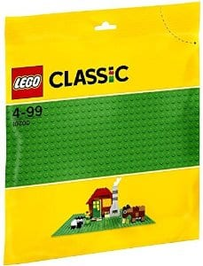 LEGO Classic Green Baseplate Supplement $6.39 add on item @ amazon