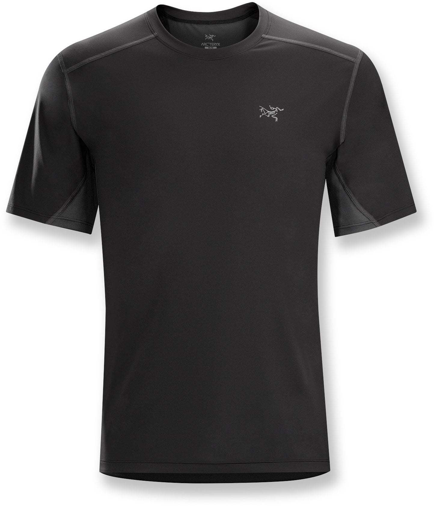 Arc'teryx Accelero Comp T-Shirt - Men's / carbon copy ONLY! $28.83 fs to store or on orders $50+ @ REI