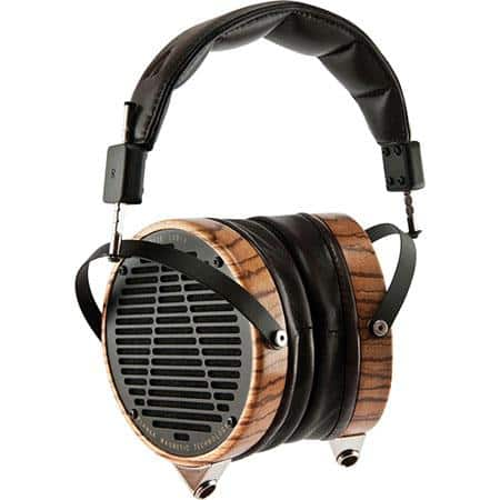 AUDEZE LCD-3 High-Performance Planar Magnetic Headphones with Travel Case, 5Hz - 20kHz Frequency Response, 110Ohms Impedance, Zebrano & Lambskin Leather $1,399.99 fs @ adorama