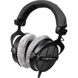 BeyerDynamic DT-990-Pro-250 Professional Acoustically Open Headphones - 250 Ohms $129.00 fs @ bd