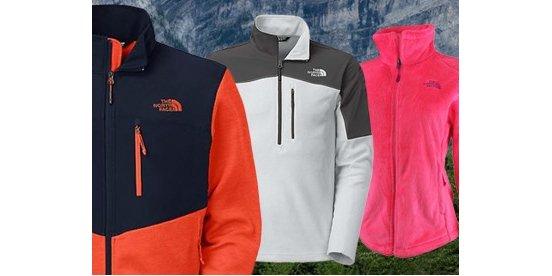 North Face Fleece $36.99 - $59.99 +$5 s/h @ woot