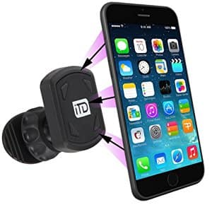 iTD Gear Magnetic Easy Connect Smartphone Mount (Super Sturdy & Durable) $7.99 fs @ itd