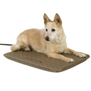 K&H Manufacturing Lectro-Soft Outdoor Heated Bed with FREE Cover (M only!) $12.04 sss eligible @ amazon / OOS bur orderable!