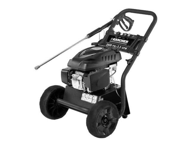 KARCHER Professional 3,200 PSI 2.5 GPM Gas Pressure Washer $299.99 fs @ nf