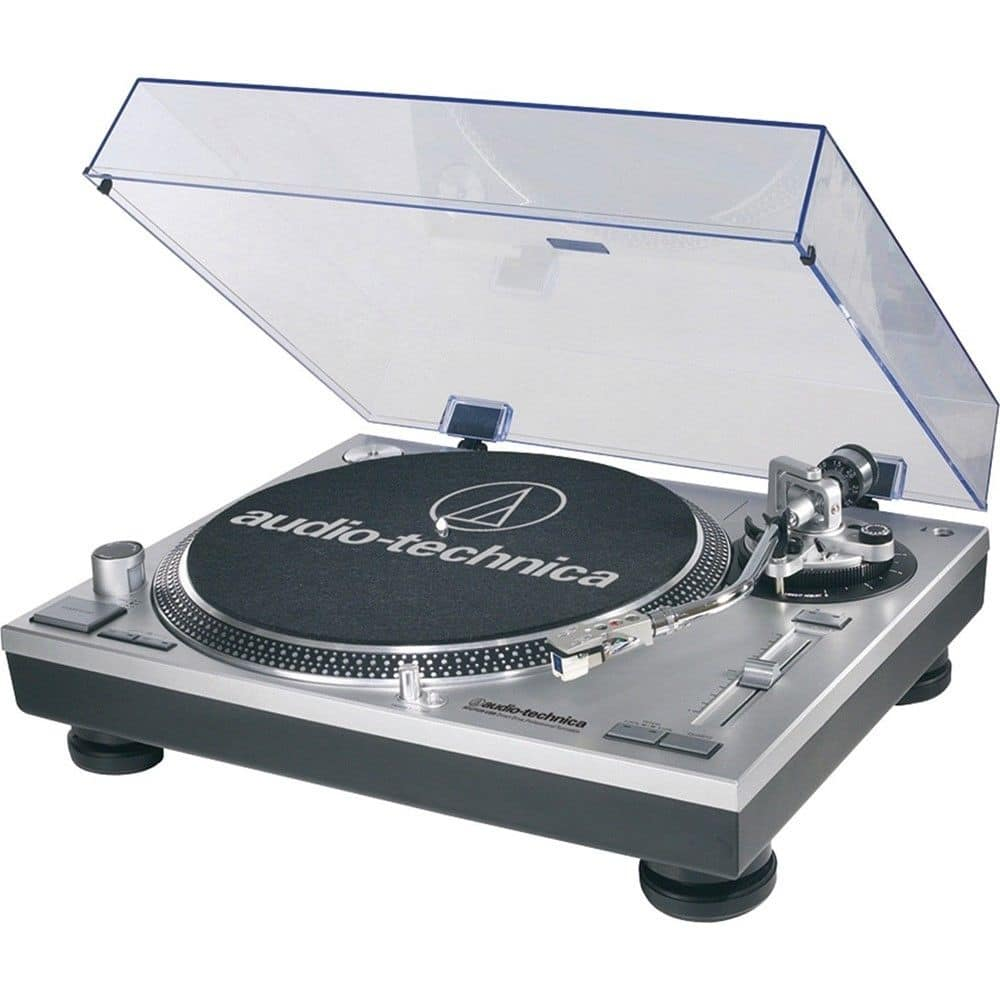 Audio-Technica Professional Turntable AT-LP120-USB Direct-Drive / Manufacturer refurbished $175.96 ac / fs @ ebay