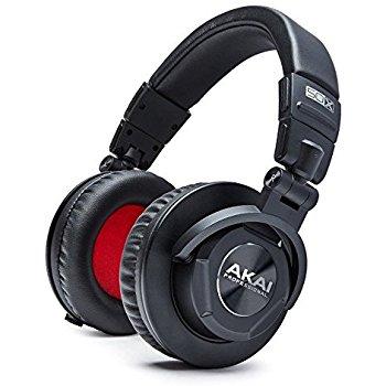 Akai Professional Project 50X | Over-Ear Studio Monitor Headphones [Amazon Exclusive] $19.55 vsss eligible @ amazon