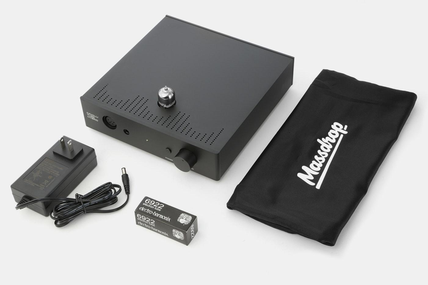 Coming soon / Massdrop x Alex Cavalli Tube Hybrid Amp (CTH) $249.99 @ md