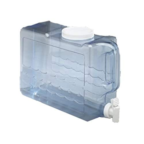 Arrow Home Products 00744 Slimline Beverage Container, 2.5-Gallon, Clear $5.92 sss eligible @ amazon