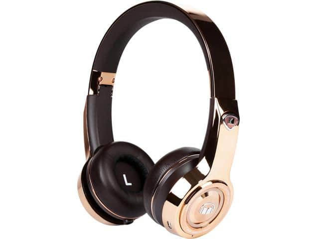 Monster Elements Bluetooth Headphones / black or rose gold $139.95 ac / fs @ nf