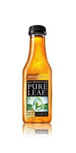 Pure Leaf Iced Tea, Tea and Lemonade, Real Brewed Black Tea, 18.5 Ounce Bottles (Pack of 12 $8.55 (or less) fs w/s&s @5% @ amazon