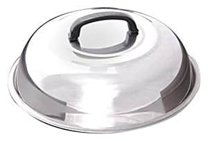 """Blackstone Signature Accessories - 12"""" Round Basting Cover - Cheese Melting Dome and Steaming Cover - Best for Use in Flat Top Griddle Grill Cook ... $11.25 sss eligible @ amazon"""