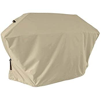 """Porch Shield 100% Waterproof 600D Heavy Duty Barbecue Grill Outdoor BBQ Cover Fit Grills Upto 58""""L $14.94 / 64""""L $21.44 + more sizes ac / sss eligible @ amazon"""