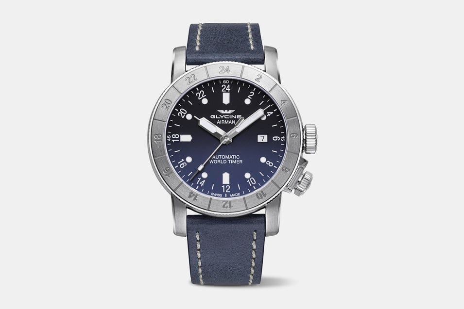 Glycine Airman Purist Automatic Watch $549.99 fs @ md
