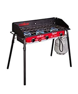 Camp Chef Tahoe 3 Burner Stove $159.99 fs @ amazon