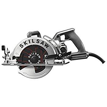 SKILSAW SPT77W-01 15-Amp 7-1/4-Inch Aluminum Worm Drive Circular Saw $139.00 fs @ amazon