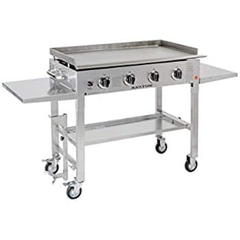 Blackstone 36 inch Stainless Steel Outdoor Cooking Gas Grill Griddle Station $288.74 fs @ amazon