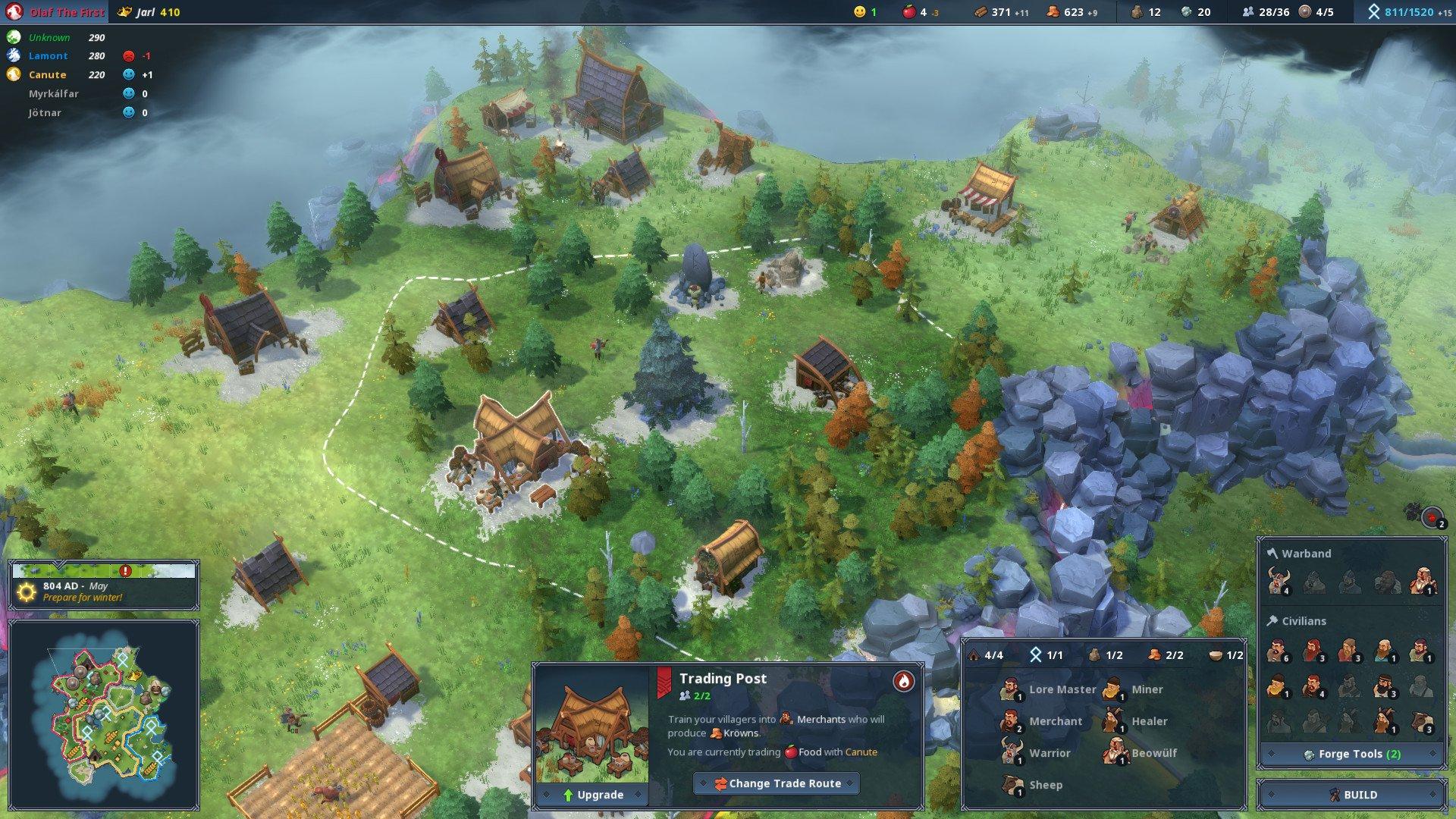 Northgard (PC) game $13.61 ac @ gd