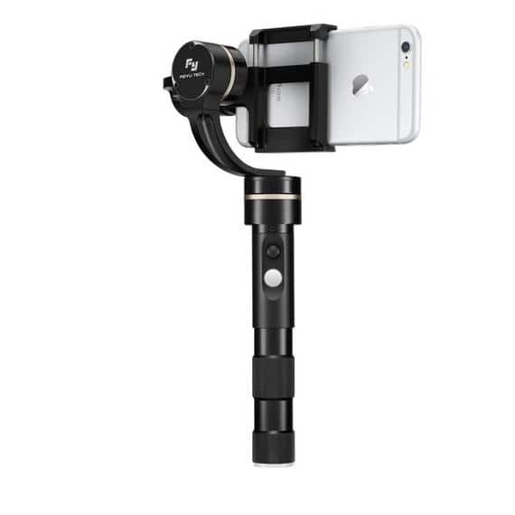 Feiyu Tech G4 Pro 3-Axis Handheld Stabilized Gimbal for the Apple iPhone $99.99 fs @ ds