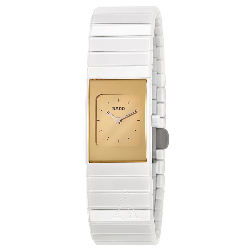 RADO Women's Ceramica Watch  R21985252 $400 fs @ ashford
