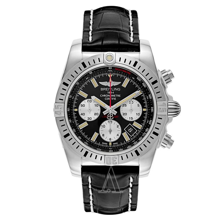 BREITLING Men's Chronomat 44 Airborne Watch $3,799 fs @ ashford $3799