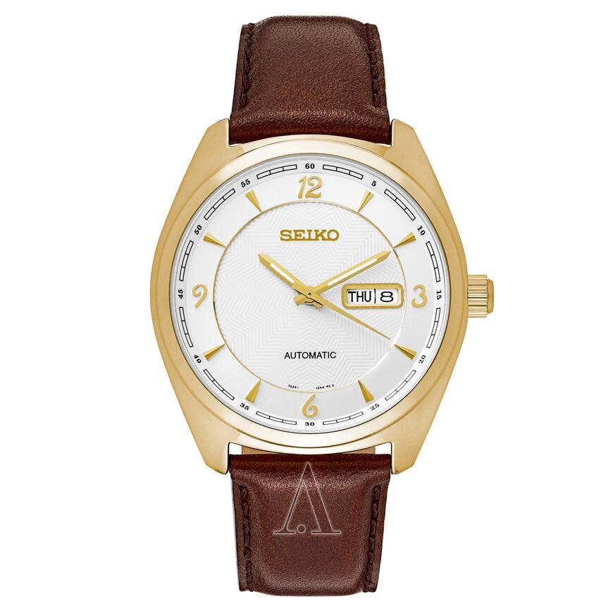 SEIKO Men's Recraft Series Watch $79.99 fs @ ashford