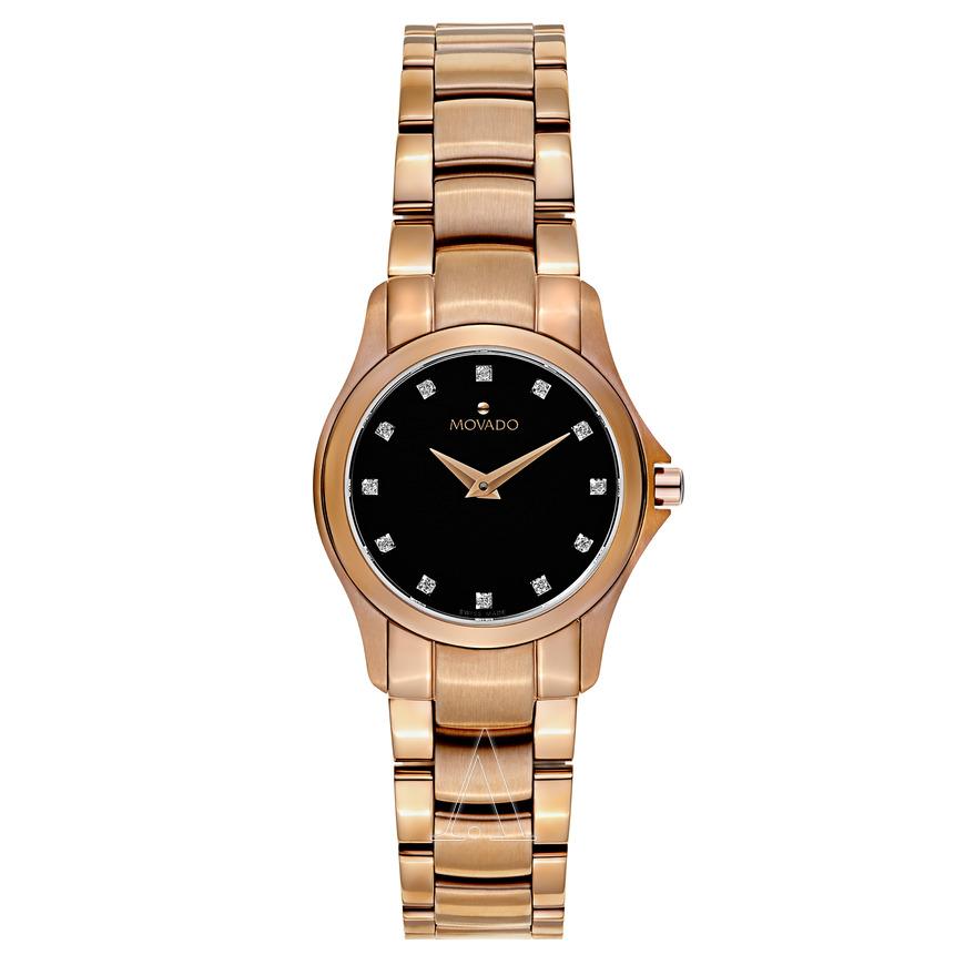MOVADO Women's Masino Watch $399 fs @ ashford