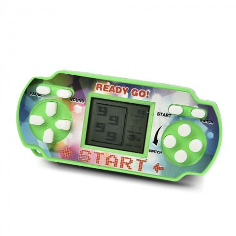 Mini Handheld Classic Game Console with Built in Tetris Games $0.60 shipped @ zapals