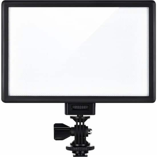 GVB Gear - Pocket-Sized Daylight $29.99 or GVB Gear - ME116 Bicolor Slim On-Camera Light $39.99 fs @ bb