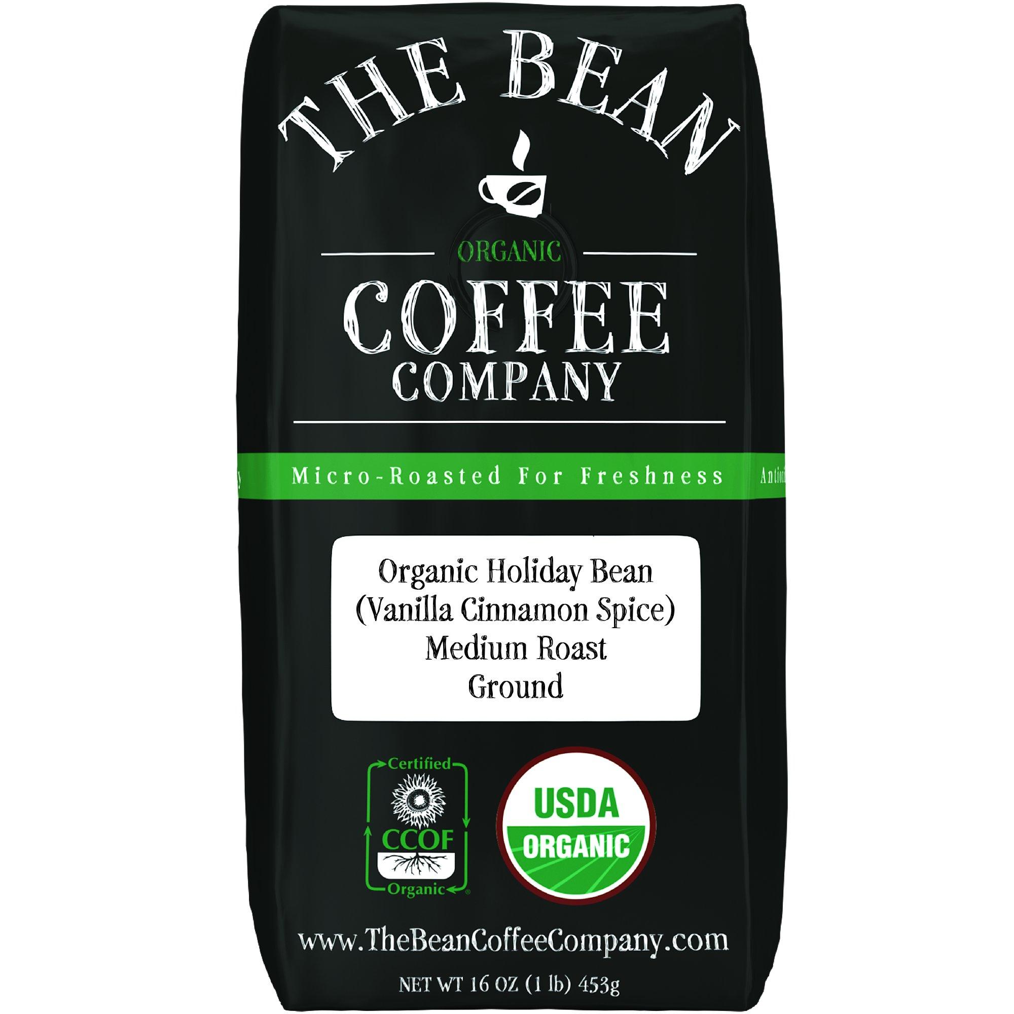 The Bean Coffee Company Organic Mocha Java, Medium Roast, Whole Bean, 5-Pound Bag $25.56 fs w/S&S @15% (on 5 or more S&S items) @ amazon