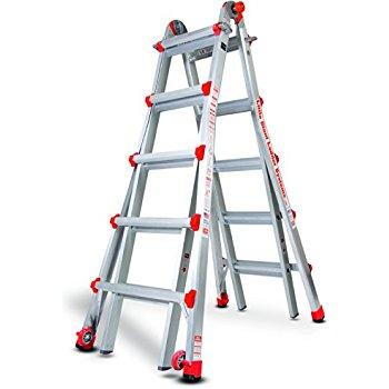Little Giant Alta One Type 1 Model 22-foot Ladder $162.92 fs @ amazon