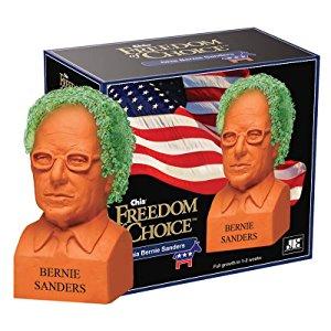 Chia Freedom of Choice - Bernie Sanders $6 add on item @ amazon