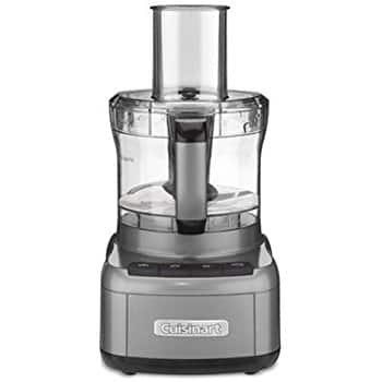Cuisinart Elemental 8 Cup Food Processor, Gunmetal $55.49 fs @ amazon