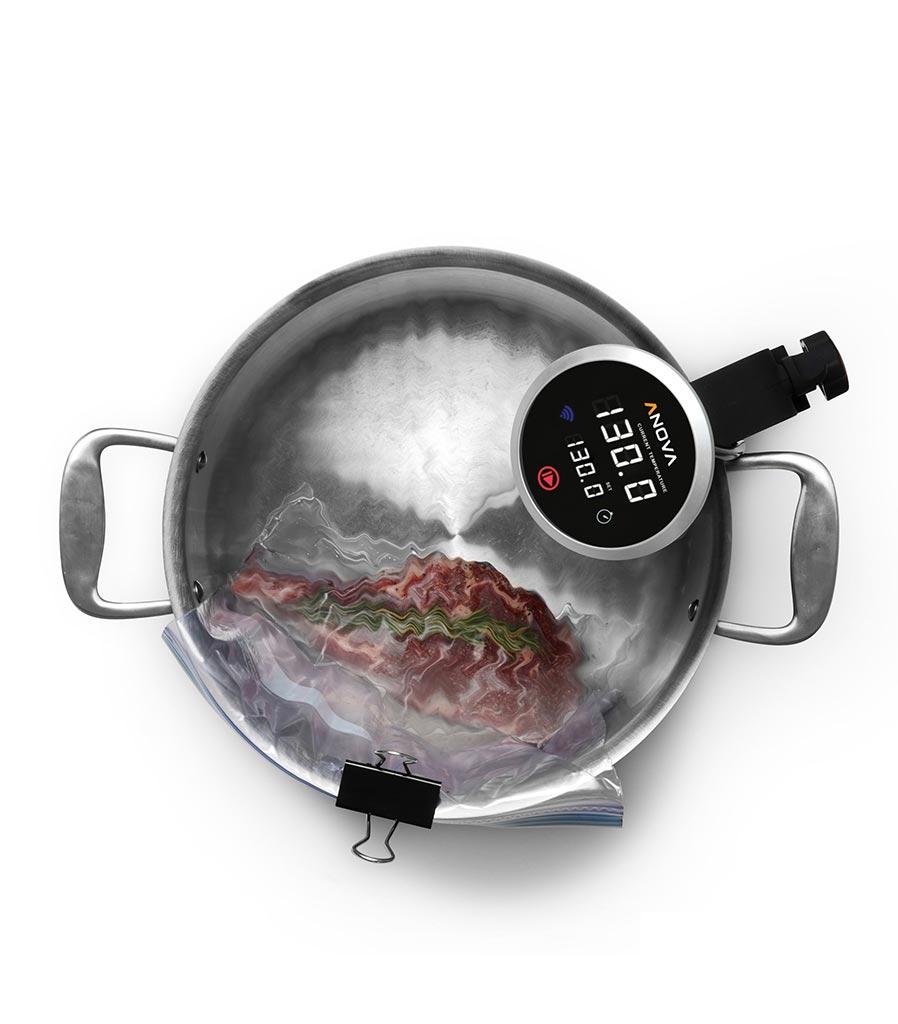 Anova Precision Cooker / Bluetooth + WI-FI $129 @ anova