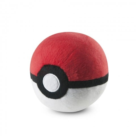 Pokemon Poke Ball Plush Stuffed Toy $2.99 fs @ zapals