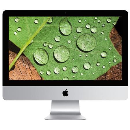 "Apple 21.5"" iMac; 2.8 GHz Intel Core i5 Quad-Core, 8GB RAM, 1TB HDD, Intel HD Graphics6200 (Late 2015) $879 fs @ adorama"