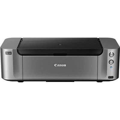Canon PIXMA PRO-100 Professional Inkjet Photo Printer + Canon Photo Paper Plus Semi-Gloss SG201 13 x 19 (50 pcs) $79 ar ($250) / fs @ bd