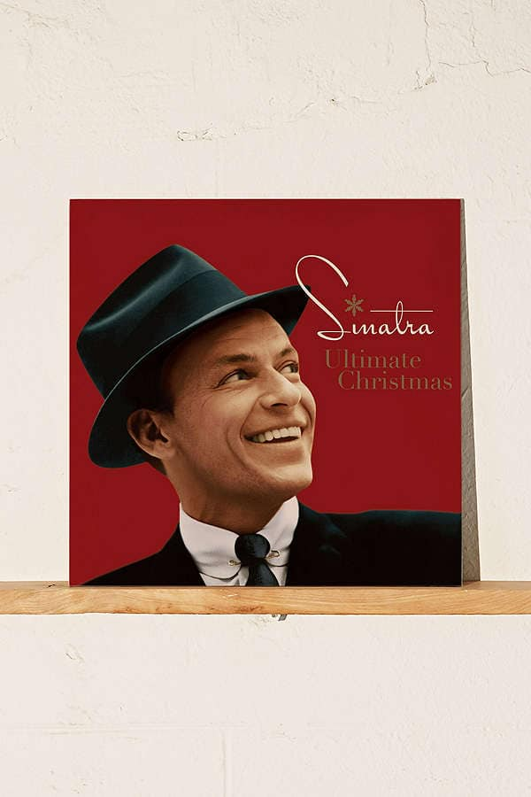 Frank Sinatra - Ultimate Christmas 2XLP (vinyl) $13.99 or Michael Buble - Christmas Deluxe Special Edition $6.99 + $4.95 s/h or fs on orders $50+ @ uo