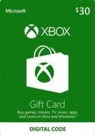 Xbox Live 30 USD Gift Card $23.99 @ gd