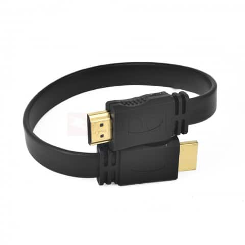 30cm 3D 4K HDMI to HDMI Male to Male Cable $0.99 ac / shipped @ zapals