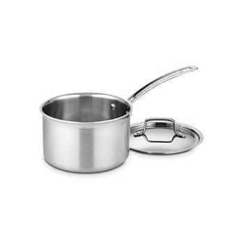 Cuisinart MultiClad Pro Stainless Steel 1-1/2-Quart Saucepan with Cover $17.95 sss eligible @ amazon / OOS but orderable