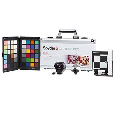 DataColor Spyder5CAPTURE PRO Color Calibration $249 ac / fs @ bd
