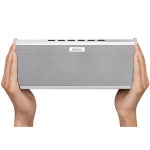 BÖHM BIG Wireless Bluetooth 4.0 Stereo Speaker With Dual 55mm Passive Subwoofers,... 24 Watts / BOGOF ! $74.95 fs @ amazon
