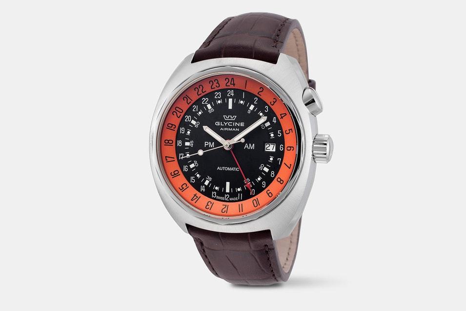 Glycine Airman SST12 Automatic Watch 579.99 fs @ md $579.99