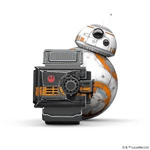 Sphero Special Edition Battle-Worn BB-8 by with Force Band $79 fs @ ebay or $81 fs @ amazon