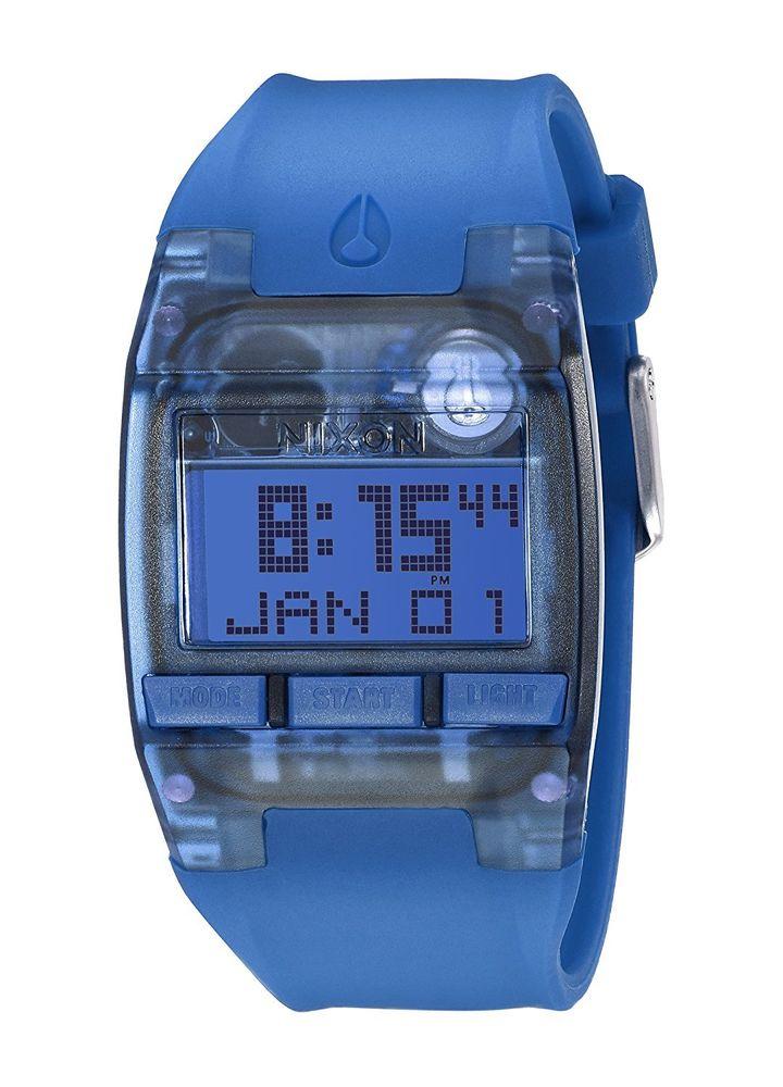 Nixon Men's A408-2041-00 Comp Digital All Cobalt Blue $10 fs @ ebay