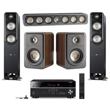 Polk Audio 2x S55 Tower / S15 Bookshelf/Center / Yamaha RX-V685 $1190 or Polk Audio 2x S60 Tower / S35 Center / S20 Bookshelf / Yamaha RX-V685BL $1500 fs @ adorama